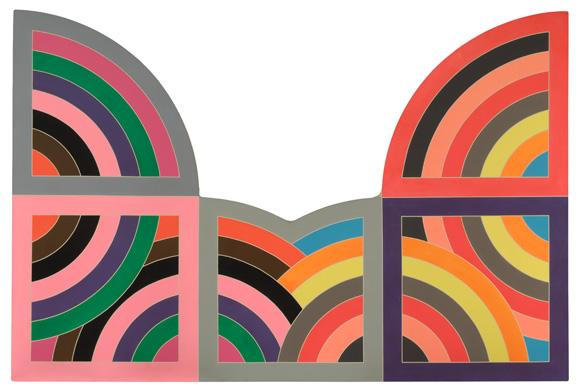 The berardo collection for Minimal art obras y autores